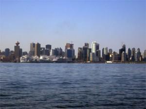 Vancouver vom SeaBus